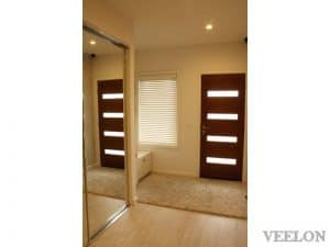 Veelon Melbourne Venetian Timber blind white ivory