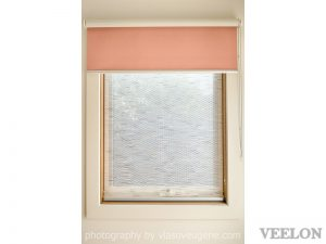 Veelon Melbourne Double roller blinds Dining Living Bedroom