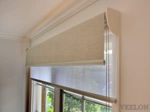 Veelon Melbourne Double roller blinds